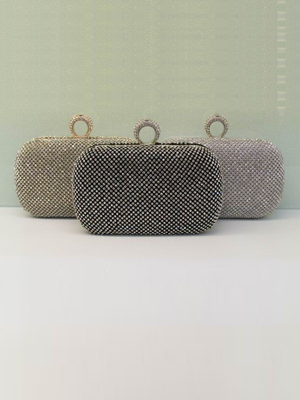 Rhinestones Evening Handbags
