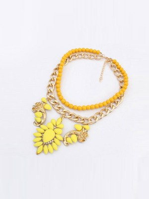 Occident New Trendy Street Shooting Hot Sale Necklace