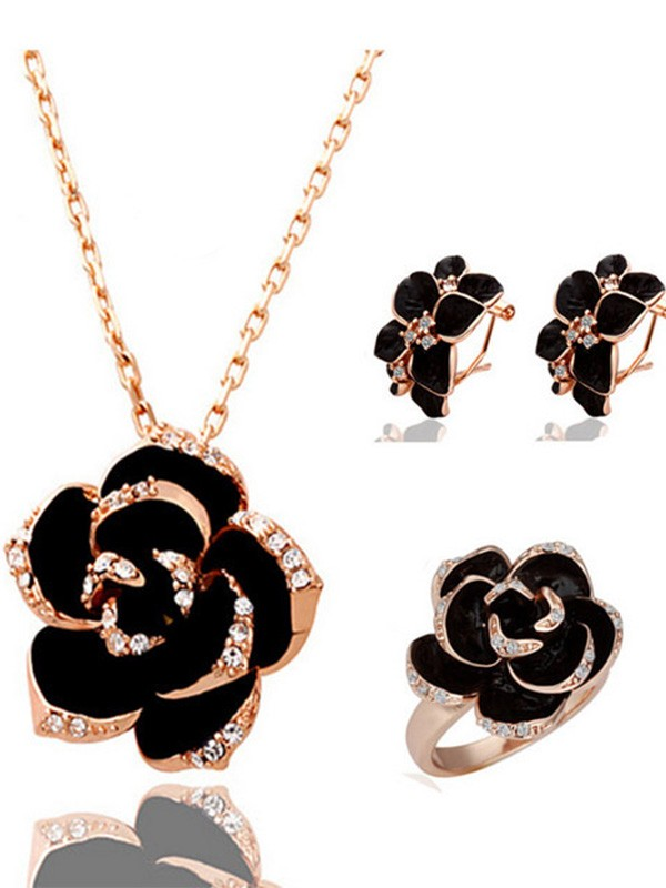 Alloy Hot Sale Jewelry Set