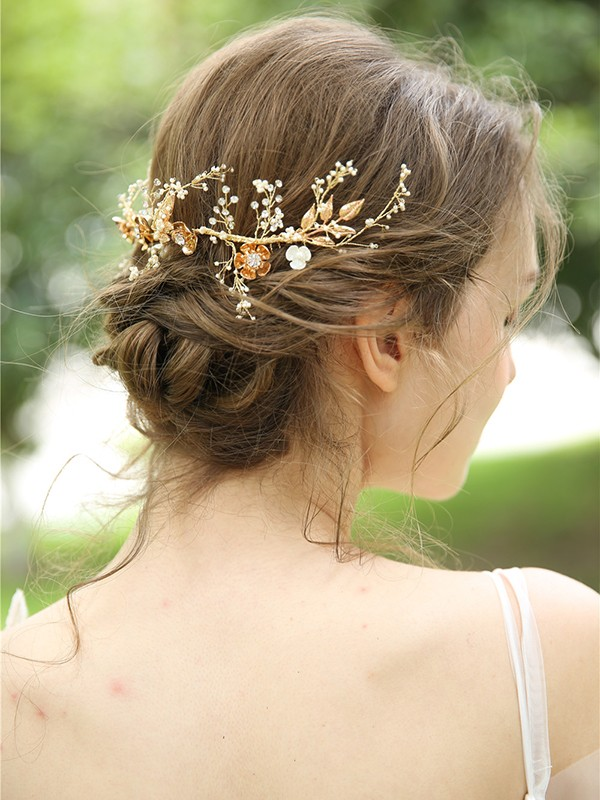 Amazing Czech Rhinestone Headpieces