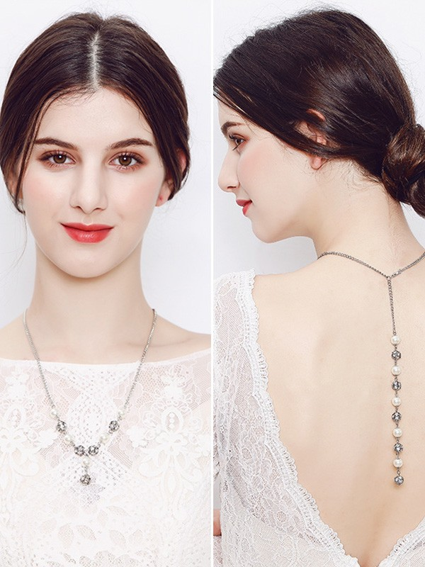 Pearl Wedding Bridal Hot Sale Necklaces