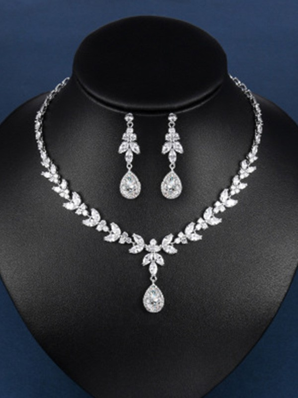 Zircon Hot Sale Jewelry Set