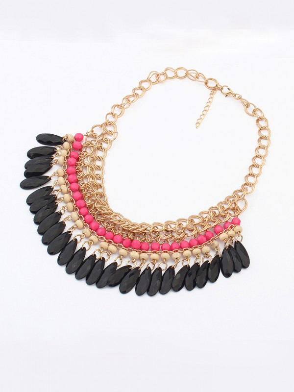 Occident Bohemia Elegant Water drop Hot Sale Necklace