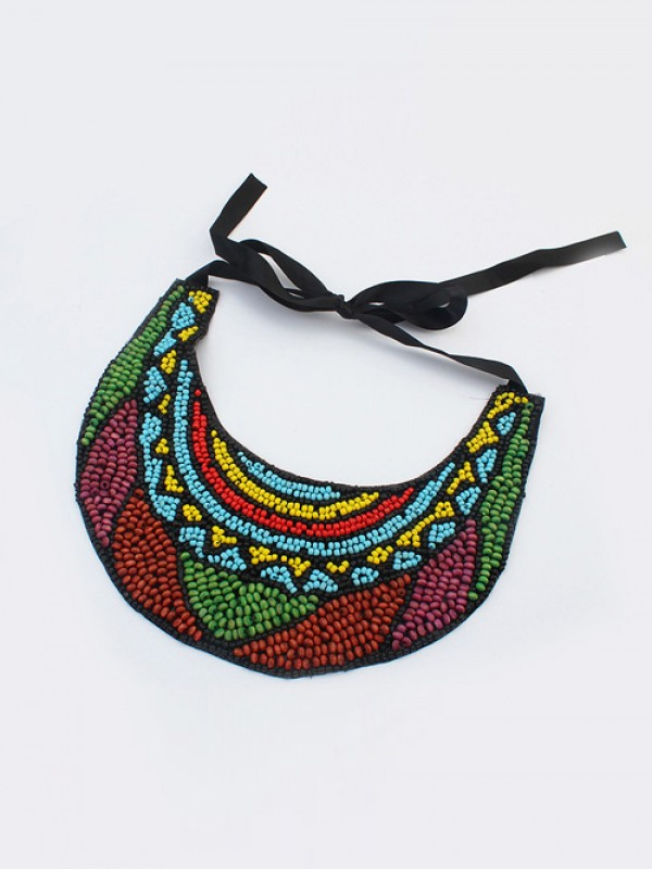 Occident Exotic Personality Retro Hot Sale Necklace-14