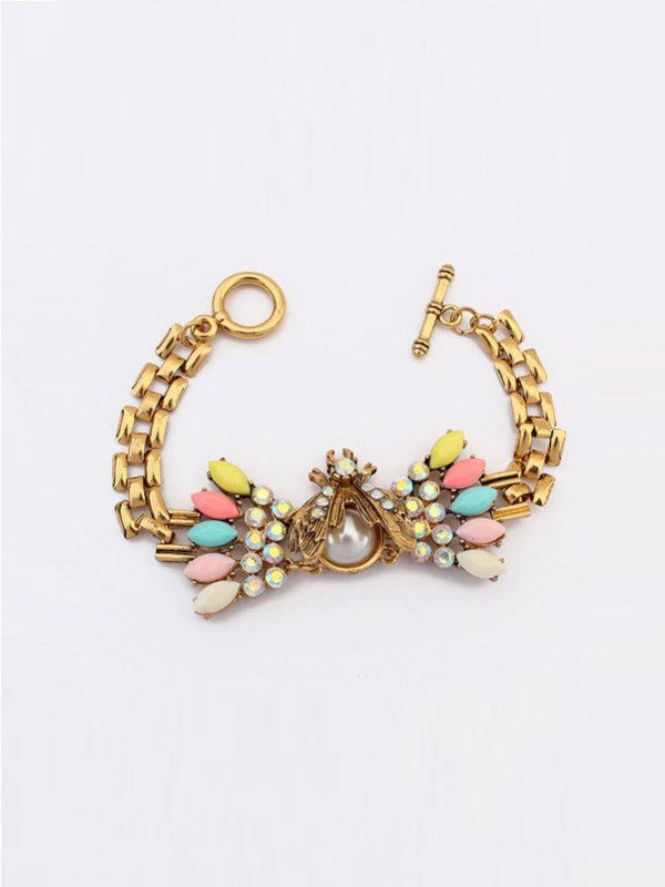 Occident Personality Retro Beatles Hot Sale Bracelets